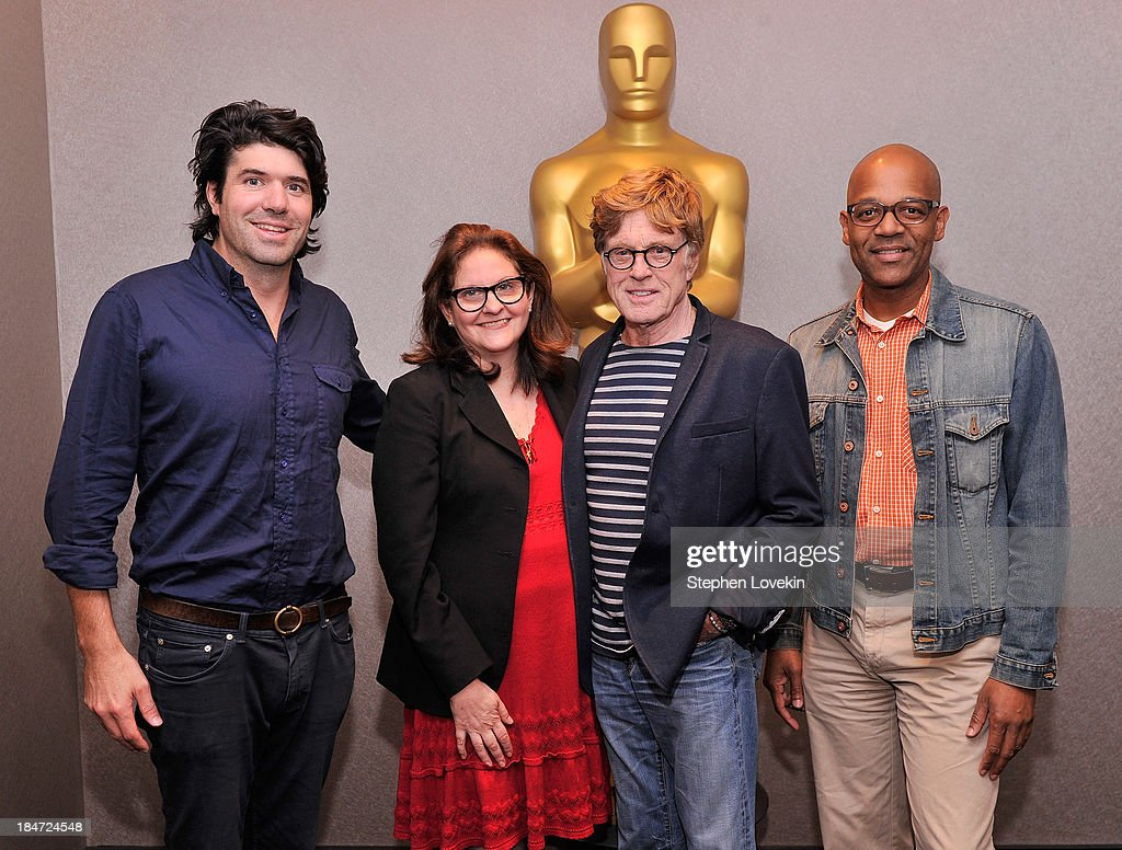 The Academy Of Motion Picture Arts And Sciences Hosts An Official Academy Members Screening Of All Is Lost