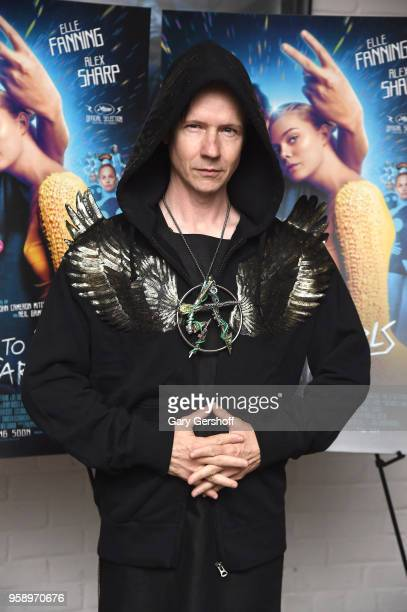 Writer/director John Cameron Mitchell attends the 'How To Talk To Girls At Parties' New York screening at Metrograph on May 15 2018 in New York City