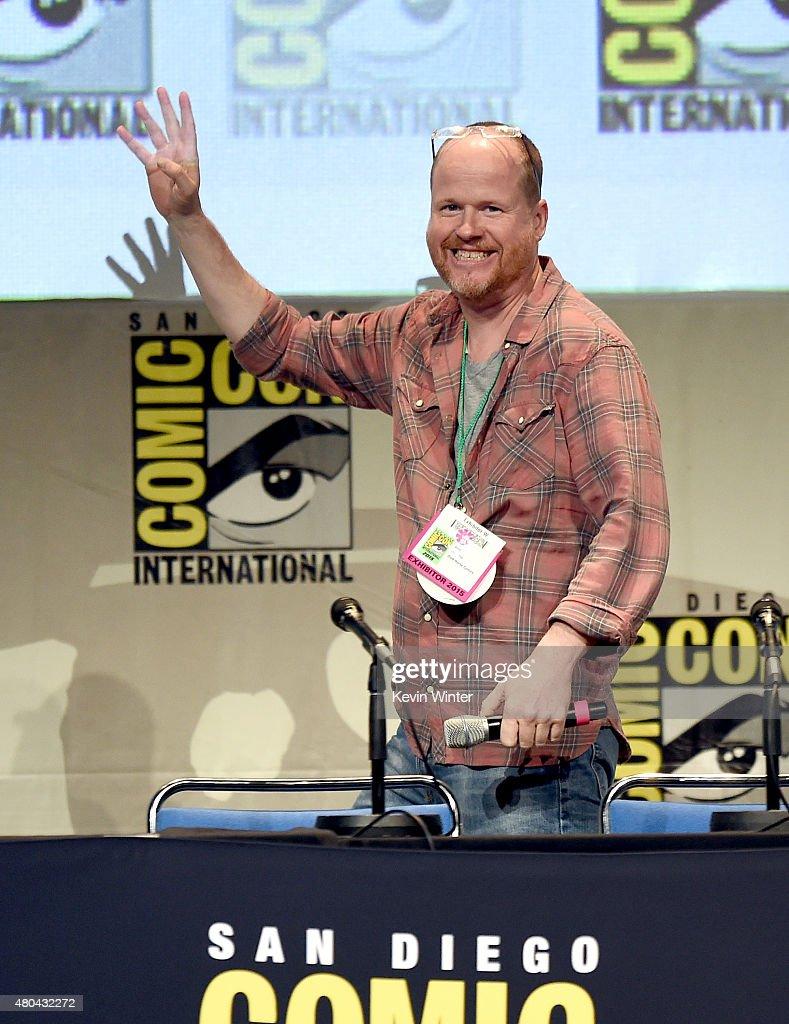 Comic-Con International 2015 - Dark Horse: An Interview With Joss Whedon