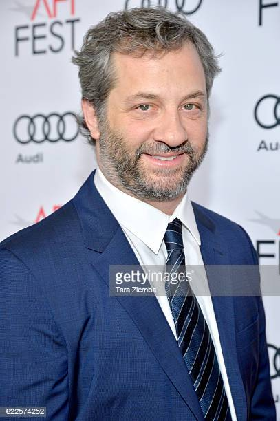 Writer/director Judd Apatow attends the premiere of Sony Pictures Classics' 'The Comedian' at AFI Fest 2016 presented by Audi at the Egyptian Theatre...