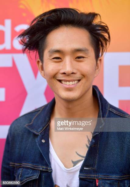 Writer/director Justin Chon attends 2017 Sundance NEXT FEST at The Theater at The Ace Hotel on August 12 2017 in Los Angeles California