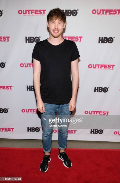 Writer/director Kai Kreuser attends the 2019 Outfest Los Angeles LGBTQ Film Festival world premiere of Label Me at TCL Chinese 6 Theatres on July 21...