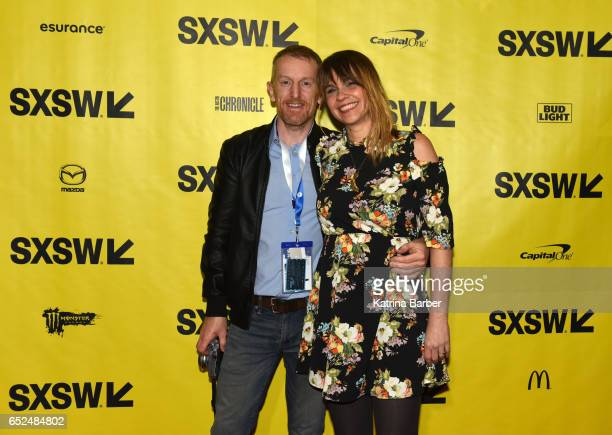 Writer/director Karen Skloss and Sandy Carson attend the premiere of The Honor Farm during 2017 SXSW Conference and Festivals at Stateside Theater on...