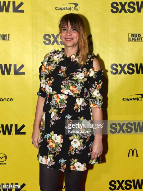 Writer/director Karen Skloss attends the premiere of The Honor Farm during 2017 SXSW Conference and Festivals at Stateside Theater on March 11 2017...