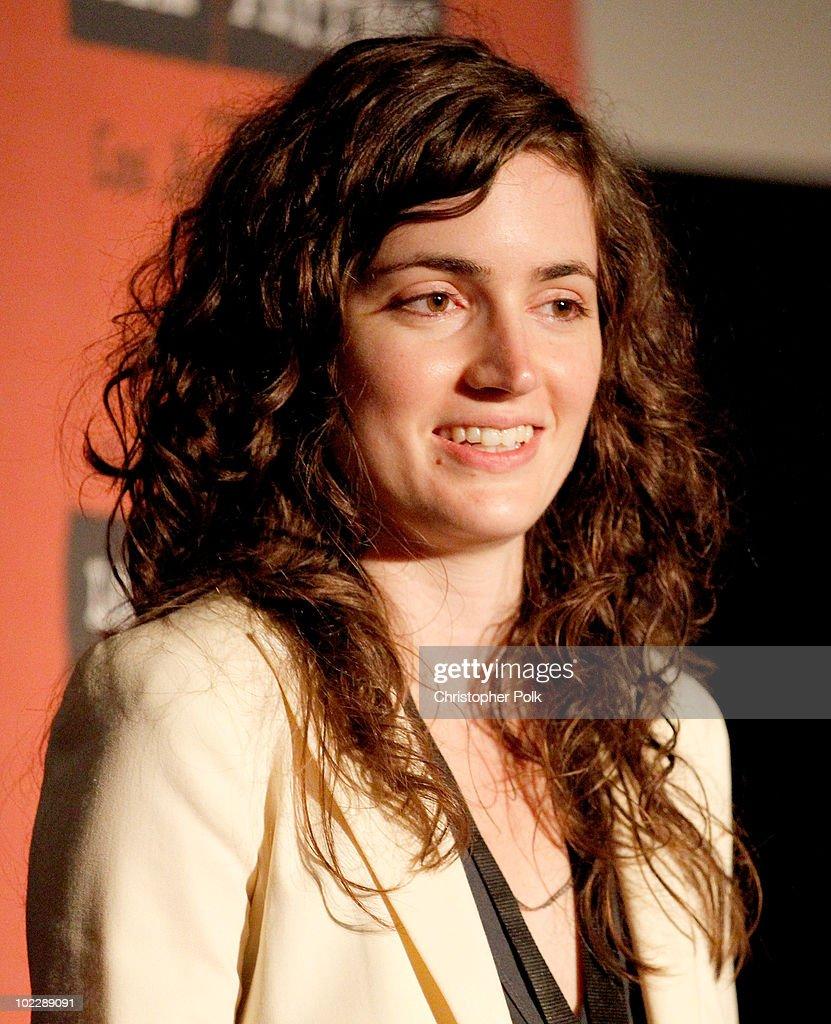"2010 Los Angeles Film Festival - ""Upstate"" Q&A : News Photo"