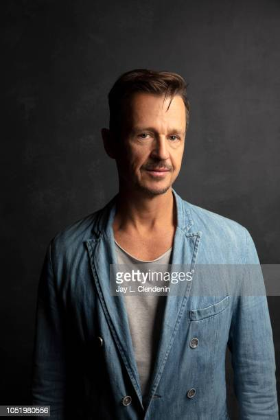 Writer/director Keith Behrman from 'Giant Little Ones' is photographed for Los Angeles Times on September 9 2018 in Toronto Ontario PUBLISHED IMAGE...