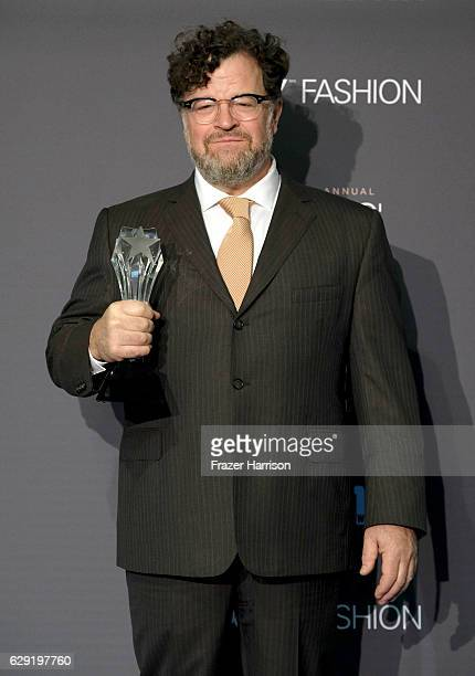 Writer/director Kenneth Lonergan, winner of Best Original Screenplay for 'Manchester by the Sea', poses in the press room during The 22nd Annual...