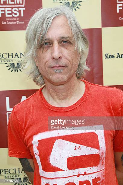 Writer/director Kurt Voss attends the Money Talks & Art Matters panel discussion sponsored by LMU School of Film and Television during the 2011 Los...