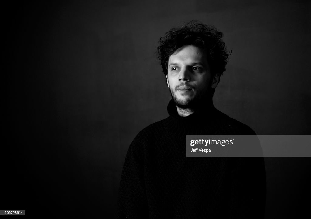 Writer/director Leonardo Seragnoli from the film 'Last Summer' poses for a portrait during the WireImage Portrait Studio hosted by Eddie Bauer at Village at The Lift on January 25, 2016 in Park City, Utah.