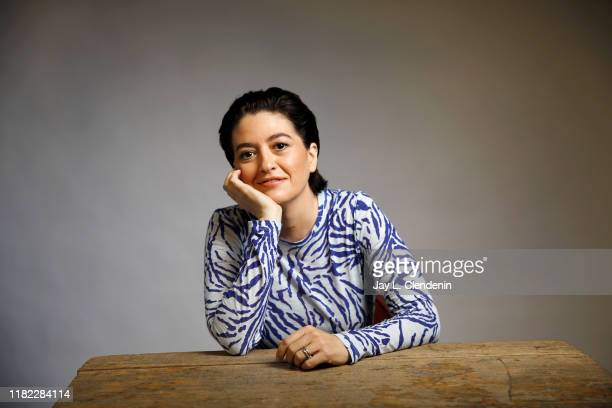 Writer/director Marielle Heller is photographed for Los Angeles Times on October 27 2019 in Burbank California PUBLISHED IMAGE CREDIT MUST READ Jay L...