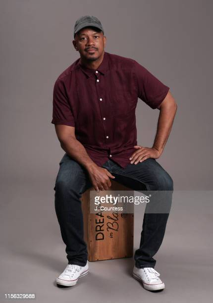 Writer/Director Marshall Tyler poses for a portrait during the American Black Film Festival on June 13 2019 in Miami Beach Florida