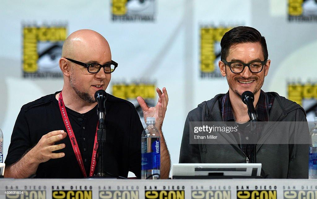 "Nickelodeon: ""Legend Of Korra: Book 3"" Panel - Comic-Con International 2014 : News Photo"