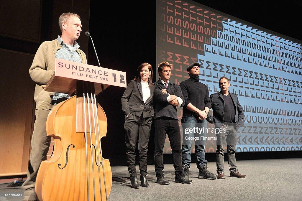 """""""Price Check"""" Premiere - Red Carpet - 2012 Sundance Film Festival"""