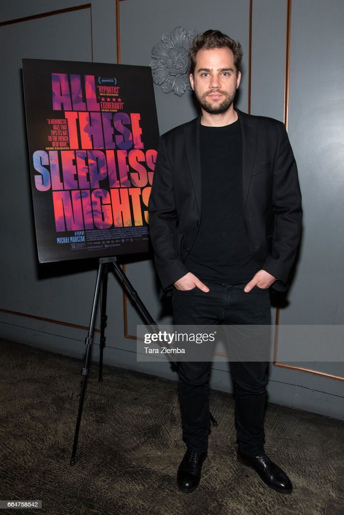 """Premiere Of The Orchard's """"All These Sleepless Nights"""" : News Photo"""