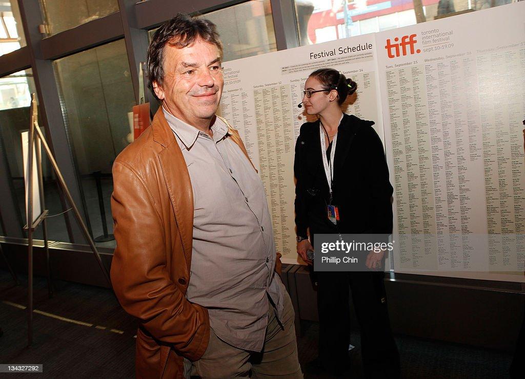 """Neil Jorden Introduces """"The White Sheik"""" - 2009 Toronto International Film"""