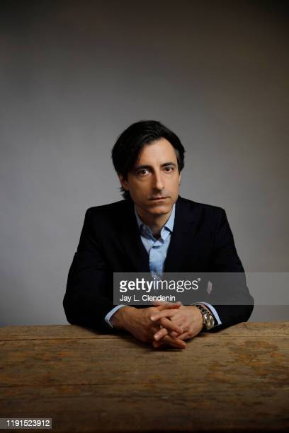 Writer/director Noah Baumbach is photographed for Los Angeles Times on October 27 2019 in Burbank California PUBLISHED IMAGE CREDIT MUST READ Jay L...