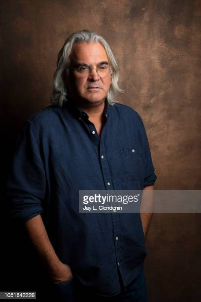 Writer/director Paul Greengrass from '22 July' is photographed for Los Angeles Times on September 8 2018 in Toronto Ontario PUBLISHED IMAGE CREDIT...