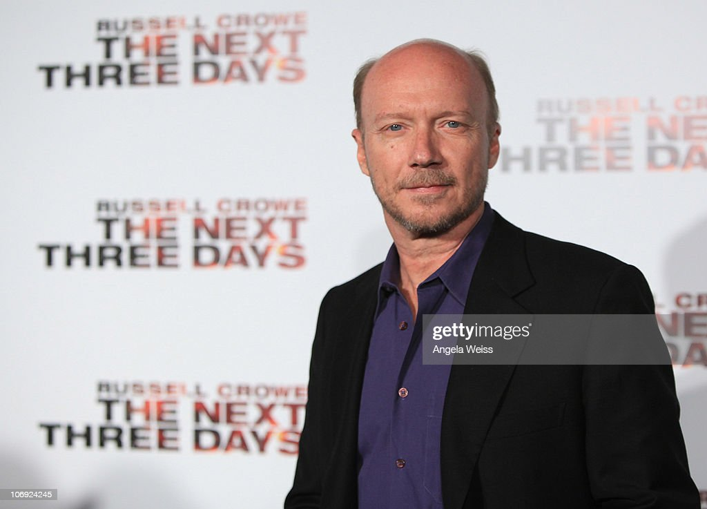 "Screening Of Lionsgate's ""The Next Three Days"" - Arrivals"