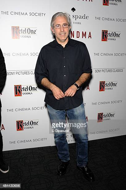 Writer/director Paul Weitz attends Sony Pictures Classics' screening of 'Grandma' hosted by The Cinema Society and Kate Spade at Landmark Sunshine...