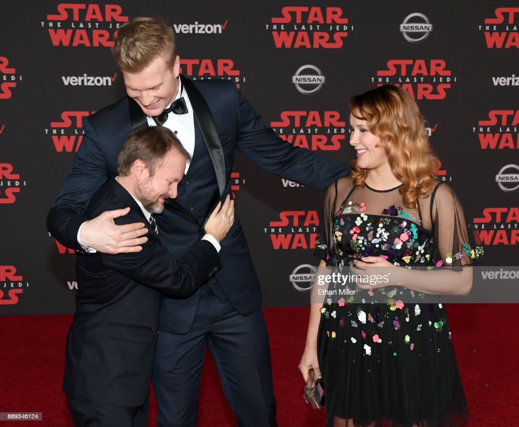 "Premiere Of Disney Pictures And Lucasfilm's ""Star Wars: The Last Jedi"" - Arrivals : News Photo"