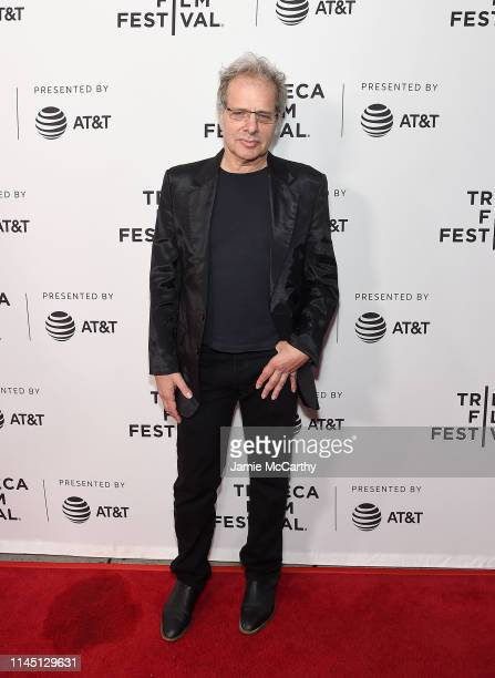 Writer/director Richard Lowenstein attends the Mystify Michael Hutchence screenign at the 2019 Tribeca Film Festival at SVA Theater on April 25 2019...