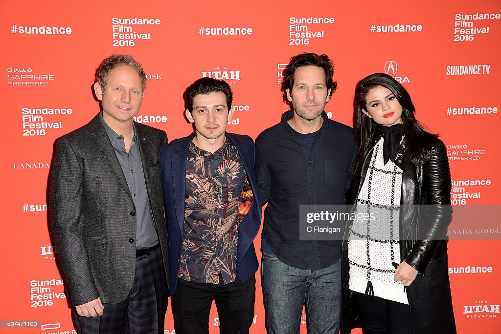 2016 Sundance Film Festival : News Photo