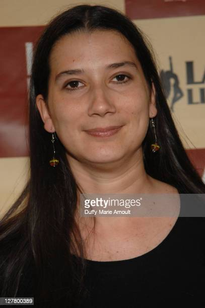 """Writer/Director Rosario Garcia-Montero attends """"The Bad Intentions"""" screening during the 2011 Los Angeles Film Festival held at the Regal Cinemas..."""
