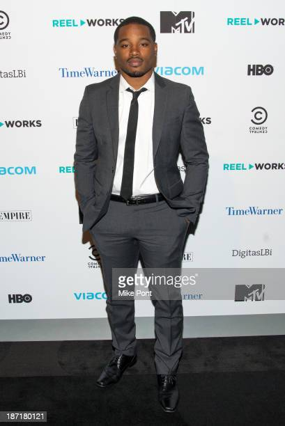 Writer/Director Ryan Coogler attends the REEL WORKS 2013 benefit gala at The Edison Ballroom on November 6 2013 in New York City