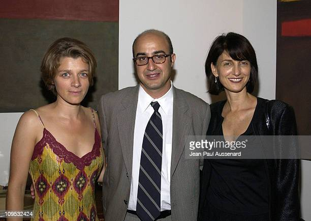 Writer-director Sandra Nettelbeck, David Dinerstein & Ruth Vitale