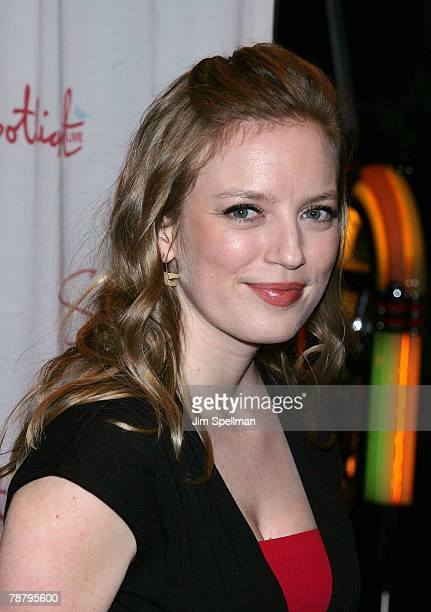Writer/Director Sarah Polley arrives at the 2007 New York Film Critic's Circle Awards at Spotlight on January 6, 2008 in New York City.