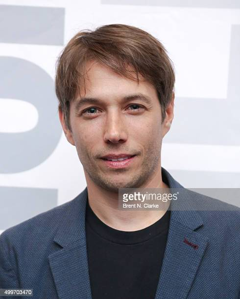 Writer/director Sean Baker attends the Tangerine New York special screening held at the MoMA Titus One on December 2 2015 in New York City