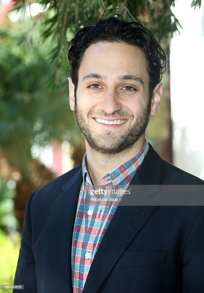 Writer/Director Seth Fisher attends the screening of 'Blumenthal' on January 27, 2013 in Santa Barbara, California.