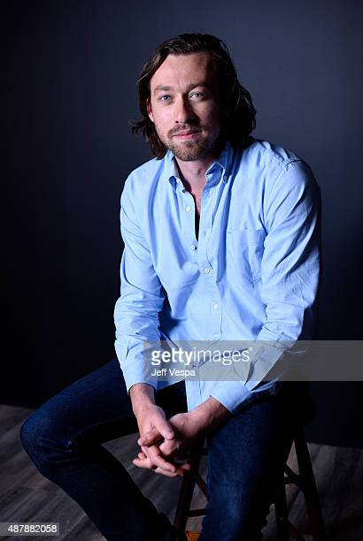 Writer/director Simon Stone from The Daughter poses for a portrait during the 2015 Toronto International Film Festival at the TIFF Bell Lightbox on...