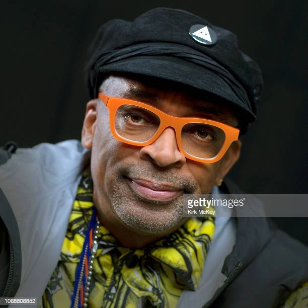 Writer/director Spike Lee is photographed for Los Angeles Times on November 15 2018 in Los Angeles California PUBLISHED IMAGE CREDIT MUST READ Kirk...