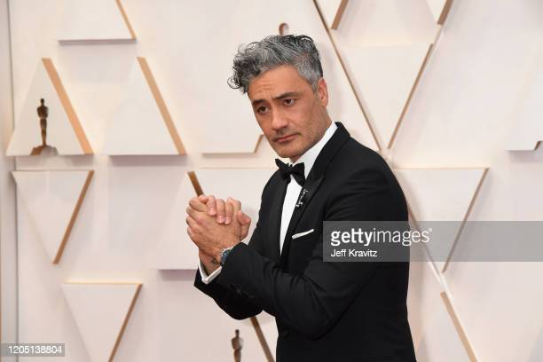 Writerdirector Taika Waititi attends the 92nd Annual Academy Awards at Hollywood and Highland on February 09 2020 in Hollywood California