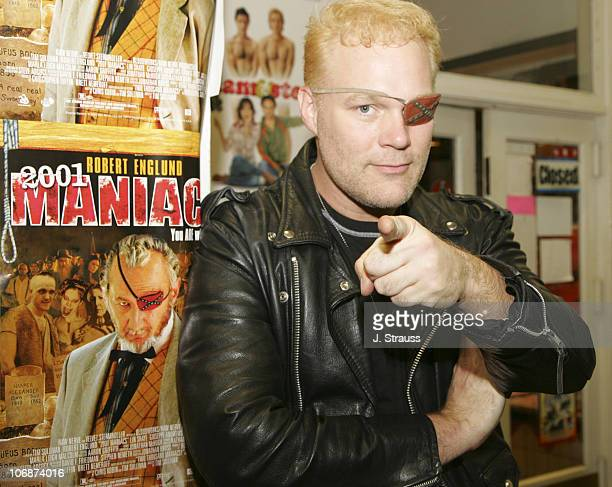 Writer/director Tim Sullivan during '2001 Maniacs' DVD Release Party and Cast Signing at Hollywood Book Poster March 29 2006 at Hollywood Book Poster...