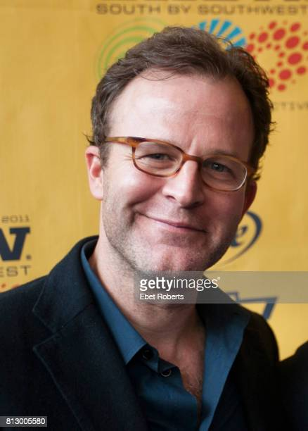 Writer/director Tom McCarthy on the red carpet at the screening of 'Win Win' at the Paramount Theater at the South by Southwest Film Festival in...