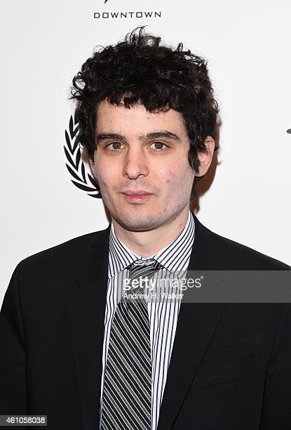 Writer/Director Whiplash Damien Chazelle attends the 2014 New York Film Critics Circle Awards at TAO Downtown on January 5 2015 in New York City
