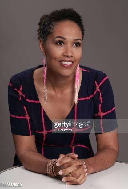 Writer/Director Zoe Martinson poses for a portrait during the American Black Film Festival on June 13 2019 in Miami Beach Florida