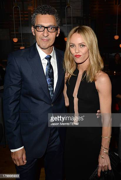 Writer/director/actor John Turturro and actress Vanessa Paradis attend the 'Fading Gigolo' party during the 2013 Toronto International Film Festival...