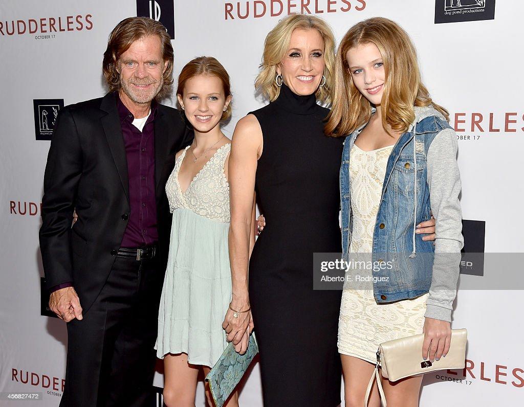 "Screening Of Samuel Goldwyn Films' ""Rudderless"" - Arrivals : News Photo"