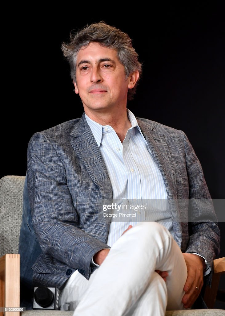 Writer/director/producer Alexander Payne speaks onstage at the 'Downsizing' press conference during the 2017 Toronto International Film Festival at TIFF Bell Lightbox on September 10, 2017 in Toronto, Canada.
