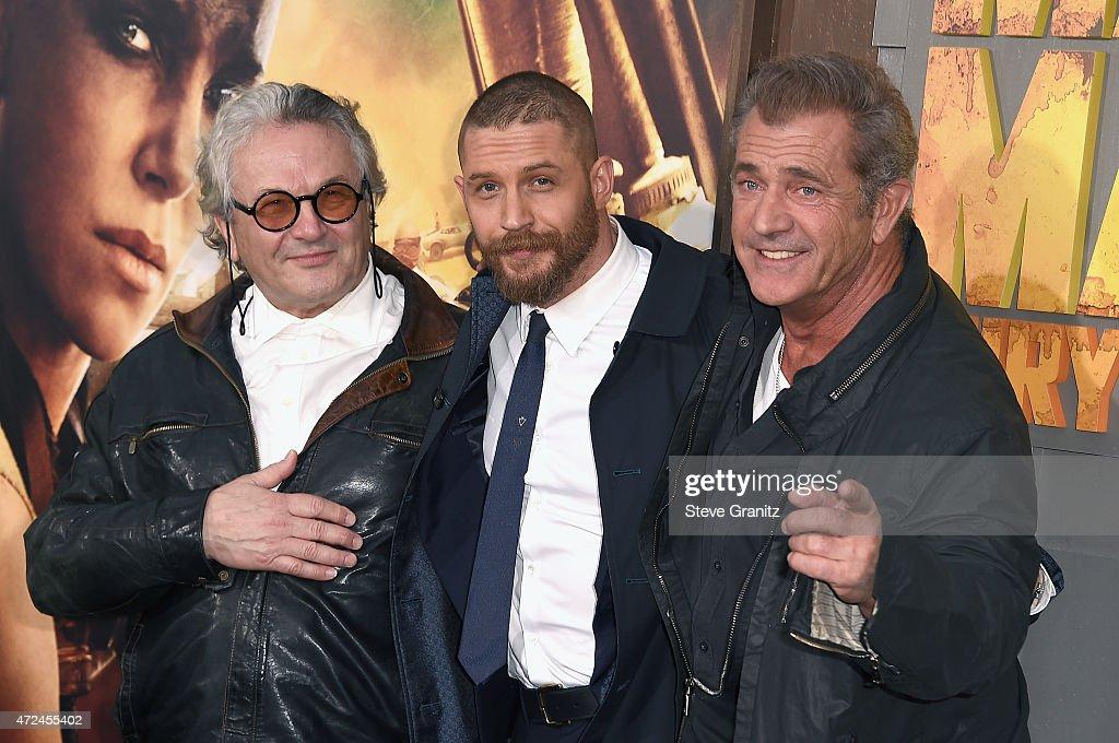 """Mad Max: Fury Road"" - Los Angeles Premiere : News Photo"