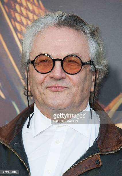 Writer/director/producer George Miller attends the premiere of Warner Bros Pictures 'Mad Max Fury Road' at TCL Chinese Theatre in Los Angeles...