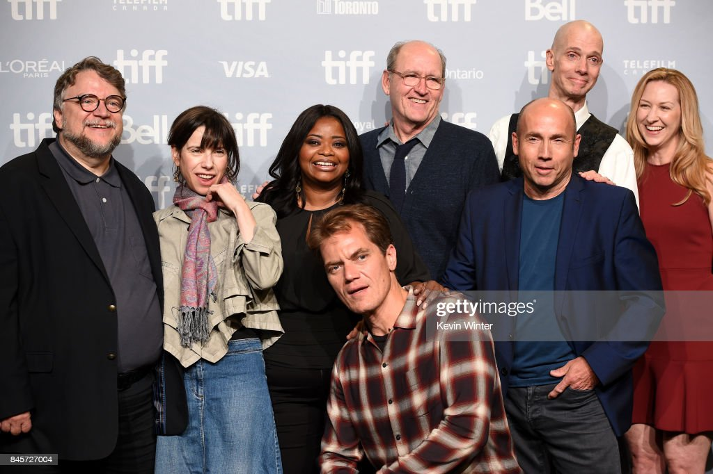 """2017 Toronto International Film Festival - """"The Shape Of Water"""" Press Conference"""
