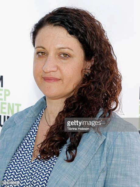 Writer/director/producer Marah Strauch attends day 1 of the 11th Annual Film Independent Forum at DGA Theater on October 24 2015 in Los Angeles...