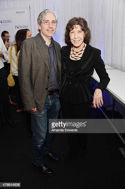 Writer/director/producer Paul Weitz and actress Lily Tomlin attend the after party for the opening night premiere of 'Grandma' during the 2015 Los...