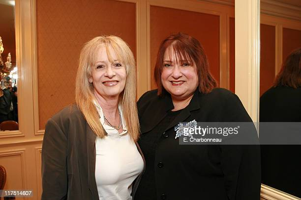 Writer/Director/Producer Penelope Spheeris and Women In Film's Iris Grossman