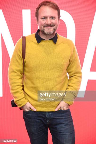 Writer/director/producer Rian Johnson attends the SAGAFTRA Foundation's The Business Knives Out at The Robin Williams Center on January 31 2020 in...