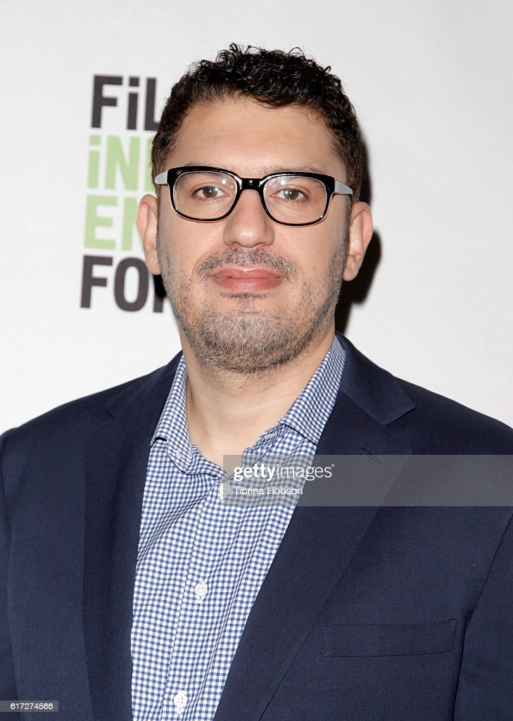 Writer/director/producer Sam Esmail attends the Saturday Keynote: Sam Esmail portion of the Film Independent Forum at the DGA Theater on October 22, 2016 in Los Angeles, California.